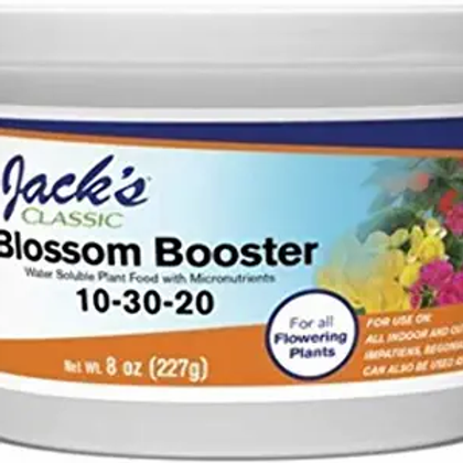 Plant Food - Jack's Blossom Booster 10-30-20