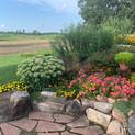 Rock Edge Garden