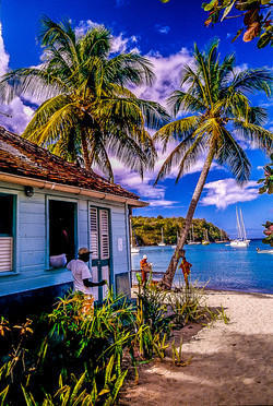 Martinique - Grande Anse d'Arlet (6)