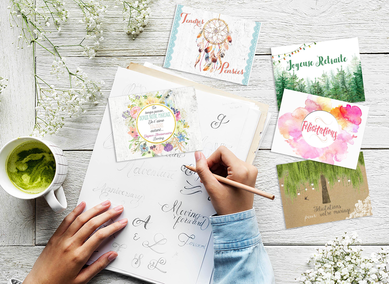 cartes messages fleuristes9