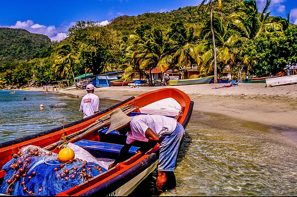 Martinique_-_Pêche_au_Balao_au_Large_d'A