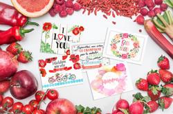 cartes messages fleuristes13