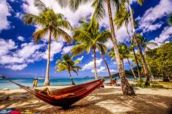 Martinique - Plage de Sainte Anne (20)