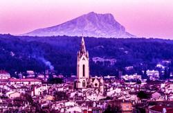 Aix en Provence - Eglise Saint Jean de M