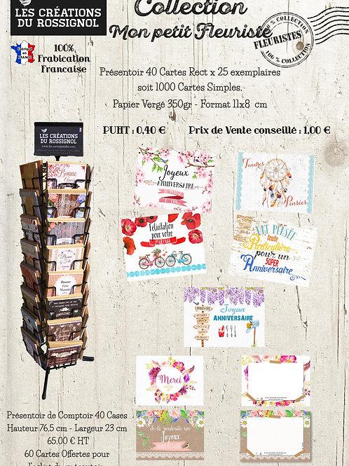 """Collection """"Mon Petit fleuriste"""""""