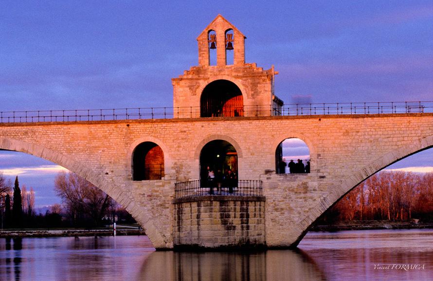Le Pont d'Avignon