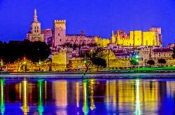 Avignon - Palais des Papes - Nuit (5)