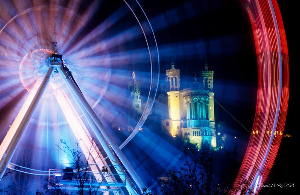 Lyon, La fête des lumières