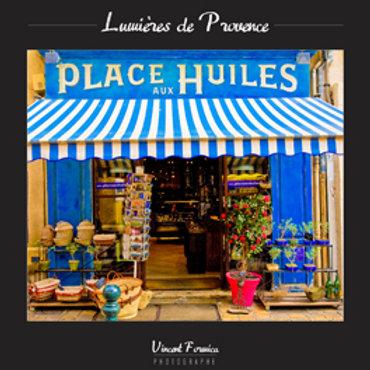 """10 Cartes Postales Collection """"Lumières de Provence"""""""