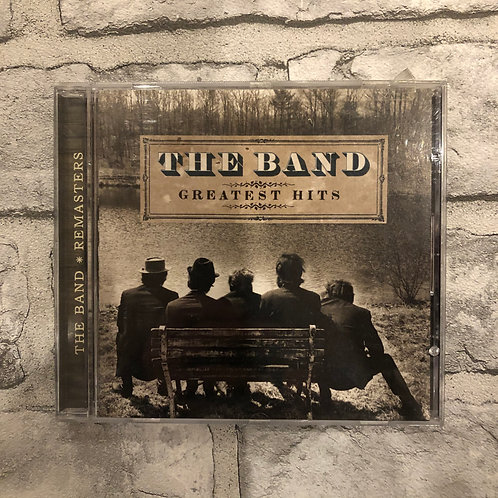 The Band: Greatest Hits CD