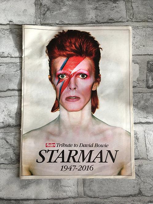 David Bowie Tribute, The Sun