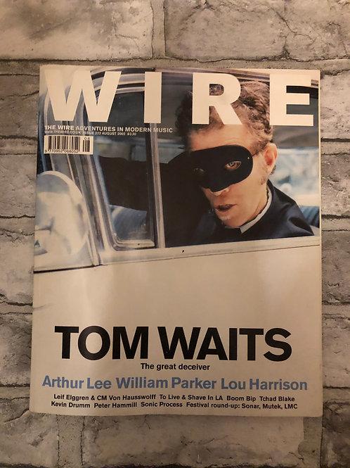 Tom Waits: WIRE Magazine