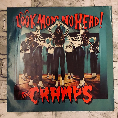 The Cramps: Look Mom No Head LP