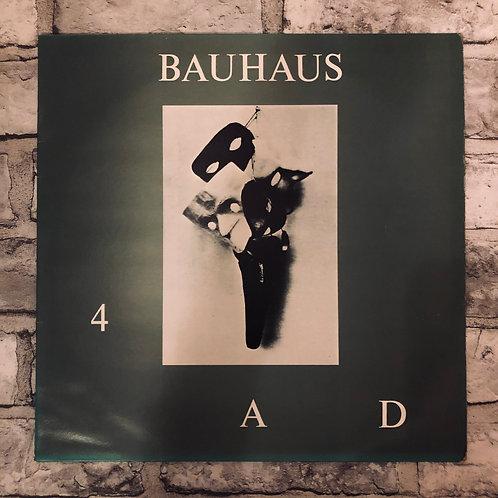 Bauhaus: 4AD LP