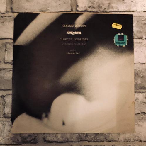 "The Cure: Charlotte Sometimes (Original Version) 12""Vinyl"
