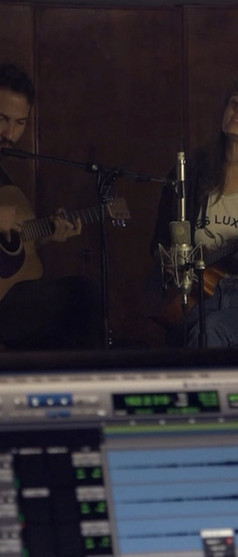 לולה מארש - לייב באולפן