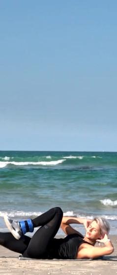 כושר בים
