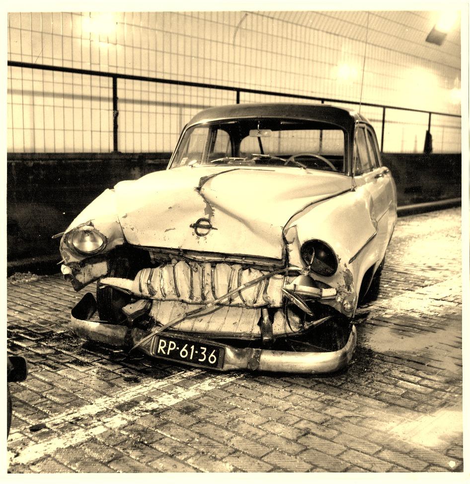 Grandpa's Opel