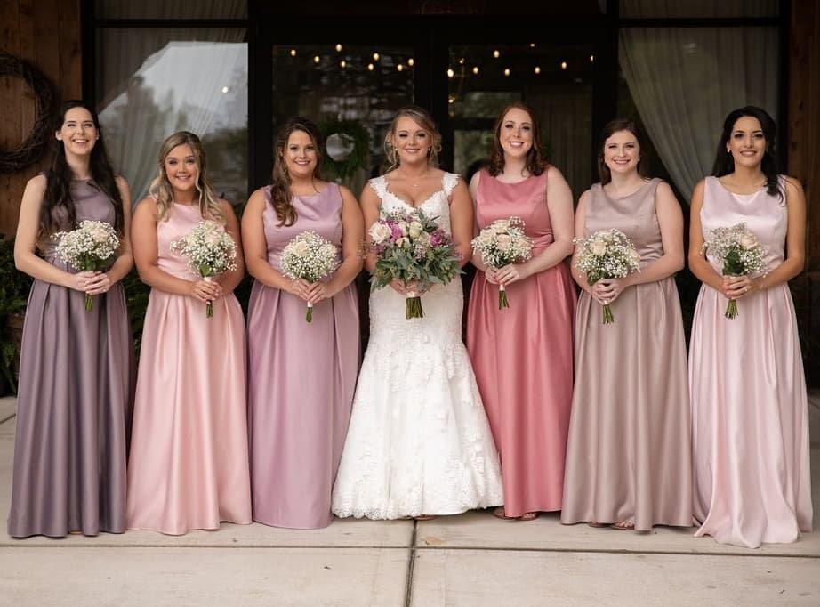 BeYoutiful Bridesmaids Fitting Party
