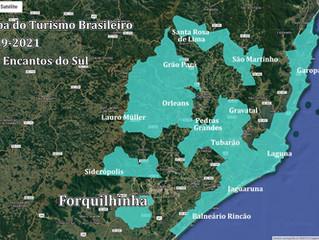 A Capital Catarinense das Águas Termais no Mapa do Turismo Brasileiro