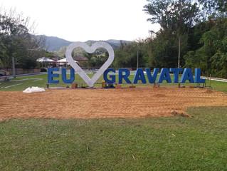 A nova atração de Termas do Gravatal (em obras).