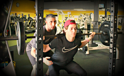 Contour Fitness Promotional Work 086