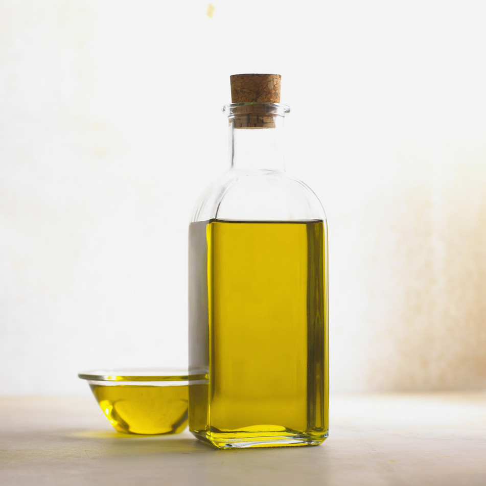 removing food oil stains