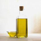 Huile d'olive en bouteille