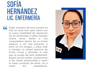 Testimonio fin de semestre dic2020: Sofía Hernández Galván