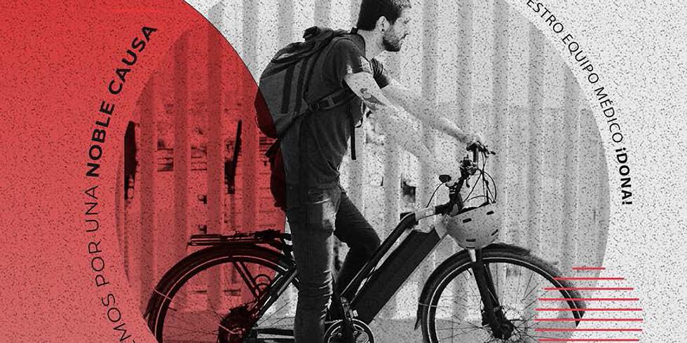 Ciclotón por la Cruz Roja