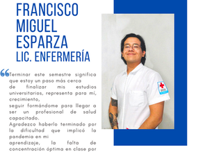Testimonio fin de semestre dic2020: Francisco M Esparza Hernández