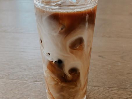 Coconut Cold Brew Coffee
