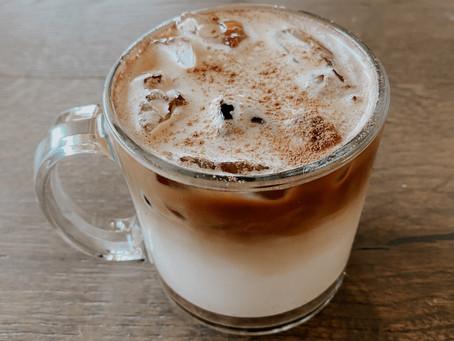 Iced Horchata Latte