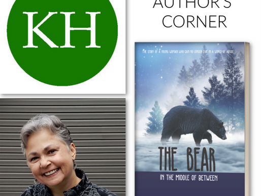 KH PUBLISHERS—IN THE AUTHOR'S CORNER  The Bear—In the Middle of Between by Alexis Acker-Halbur