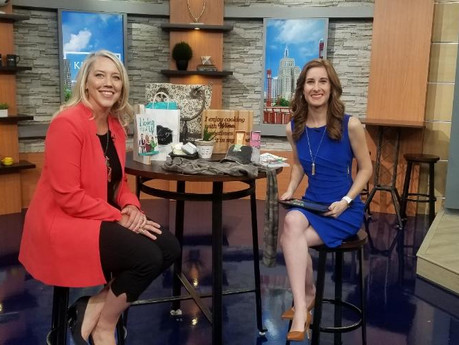 FP author interviewed on Kare 11