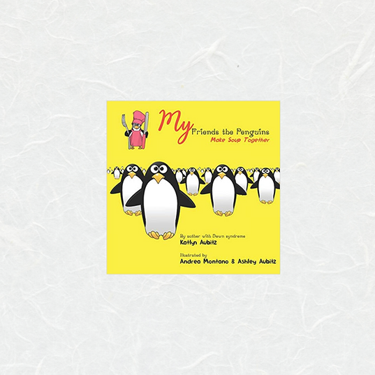 My Friends the Penguins - Soup by Katlyn Aubitz