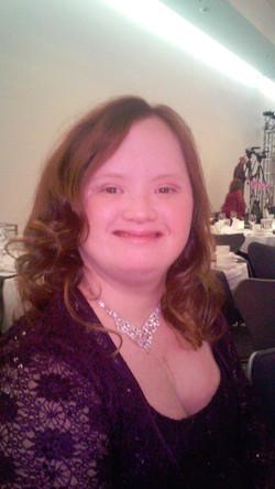 Katlyn at Gigi's TC Gala