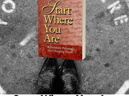 KIRK HOUSE PUBLISHERS—IN THE AUTHOR'S CORNER Start Where You Are by Ruth L. Hayden