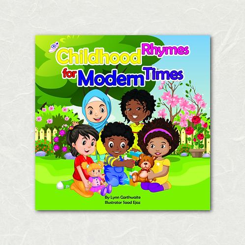 Childhood Rhymes for Modern Times by Lynn Garthwaite