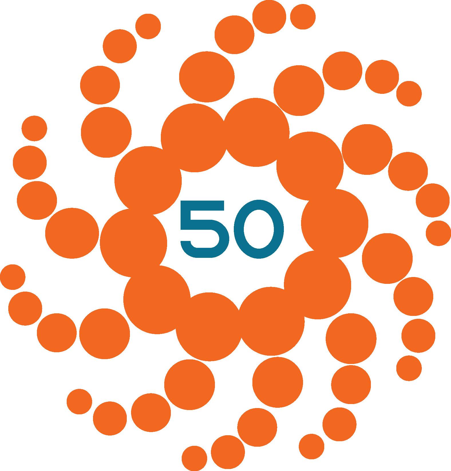 50 Fun Things Logo