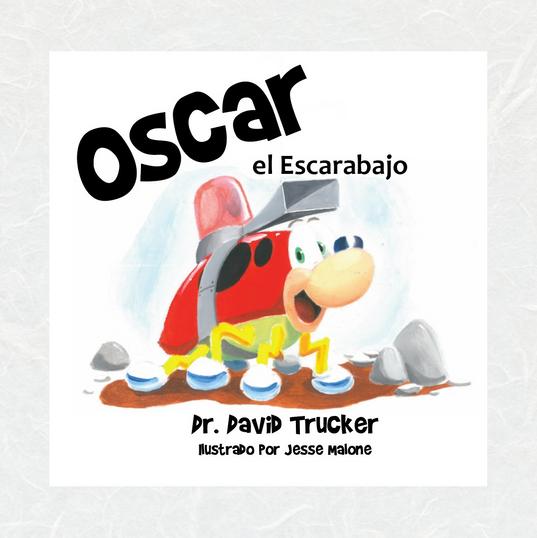 Oscar el Escarabajo by David Trucker