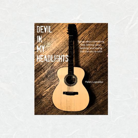 Devil in my Headlights by Helen Lappako
