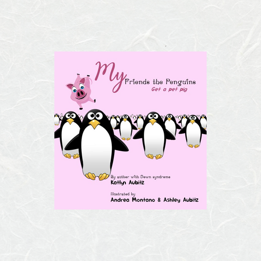 My Friends the Penguins-Pig by Katlyn Aubitz