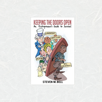 Keeping the Door Open by Steven Bell