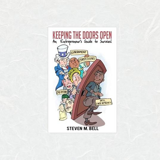 Keeping the Door Open by Steven Bell