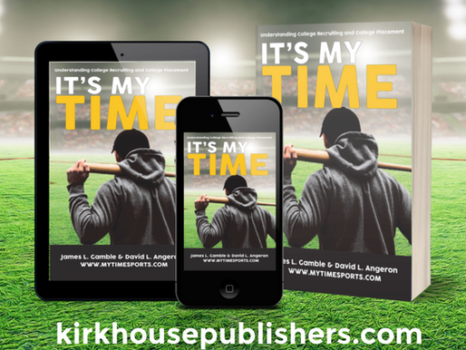 KIRK HOUSE PUBLISHERS—IN THE AUTHOR'S CORNER IT'S MY TIME By James L Gamble & David L. Angeron
