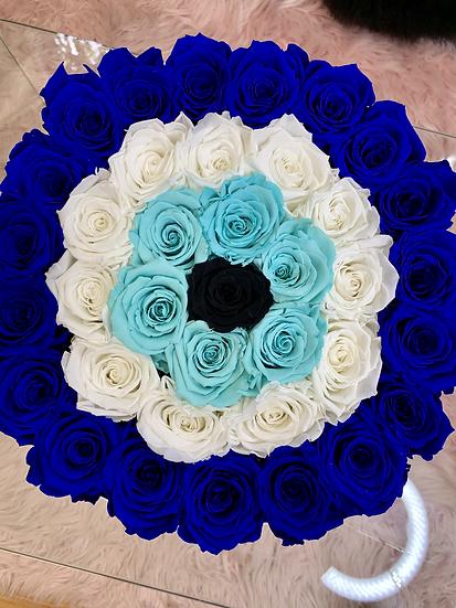 Rose Box (Round)- Large