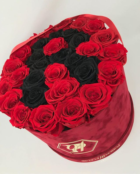 REAL ROSES THAT LAST 1 YEAR + 🌹🌹🌹🖤
