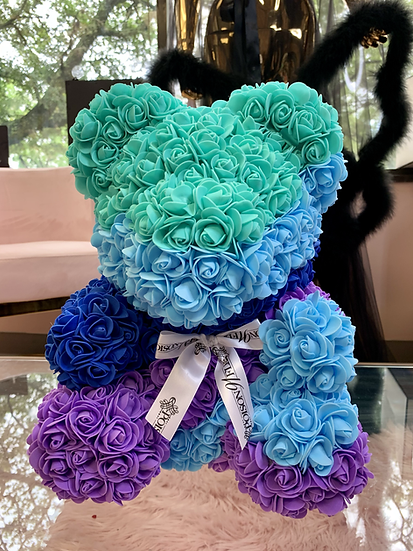 BURST Teddy Bear