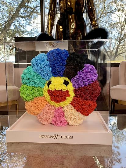 Poison 91 Fleurs x Murakami flower